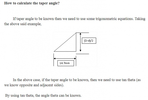 Click image for larger version.  Name:Taper angle.jpg Views:7 Size:117.5 KB ID:93734